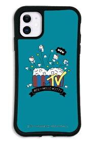 ケースオクロック caseoclock iPhone11 WAYLLY-MK × MTV × ハローキティ セット ドレッサー ファンポップ ブルー mkmtvk-set-11-fbl