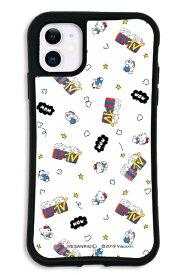 ケースオクロック caseoclock iPhone11 WAYLLY-MK × MTV × ハローキティ セット ドレッサー ファンポップ ホワイト mkmtvk-set-11-fwh