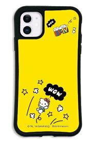 ケースオクロック caseoclock iPhone11 WAYLLY-MK × MTV × ハローキティ セット ドレッサー ファンポップ イエロー mkmtvk-set-11-fye