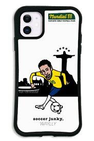 ケースオクロック iPhone11 WAYLLY-MK × サッカージャンキー/ジェリー 【セット】 ドレッサー H mksjj-set-11-h