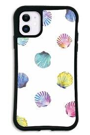 ケースオクロック caseoclock iPhone11 WAYLLY-MK ×NiCORON 【セット】 ドレッサー シェル ホワイト mkncr-set-11-wht