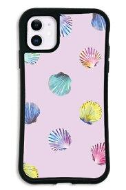 ケースオクロック caseoclock iPhone11 WAYLLY-MK ×NiCORON 【セット】 ドレッサー シェル ピンク mkncr-set-11-pnk