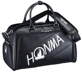 本間ゴルフ HONMA GOLF ボストンバッグ シューズポケット付きトーナメントプロモデルボストンバッグ(W50×H30×D25cm/ブラック) BB-12001