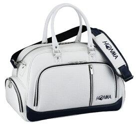 本間ゴルフ HONMA GOLF ボストンバッグ シューズポケット付きスポーツタイプボストンバッグ(W43×H30×D24cm/ホワイト) BB-12020