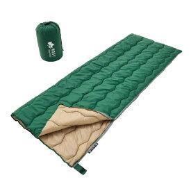 ロゴス LOGOS ROSY 丸洗い寝袋・6 (グリーン) 72600611