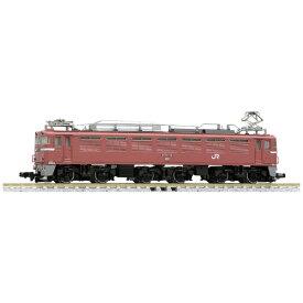 TOMIX トミックス 【Nゲージ】7132 JR EF81形電気機関車(敦賀運転所・Hゴムグレー)