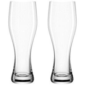 Leonardo レオナルド 白ビールグラス 2個セット 330ml Taverna ガラス 049447