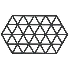 ゾーン ZONE トリベット ロング Triangles ブラック 330311