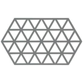 ゾーン ZONE トリベット ロング Triangles クールグレー 330312