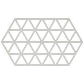 ゾーン ZONE トリベット ロング Triangles ウォームグレー 330313