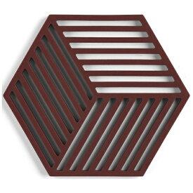 ゾーン ZONE トリベット Hexagon レーズン 331283