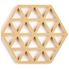 ゾーン ZONE トリベット Triangles マスタード 331287