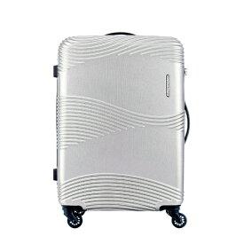 カメレオン TEKU ハードスーツケース DY8*25002 シルバー【64L】 DY8*25002 [64 (L)]