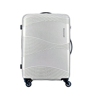 カメレオン KAMILIANT TEKU ハードスーツケース DY8*25014 シルバー【83L】 DY8*25014 [TSAロック搭載]