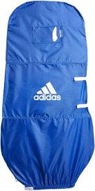 アディダス adidas ゴルフ トラベルカバー(グローリーブルー×ホワイト/72x140cm・8.5〜9.5インチ対応) GUV86