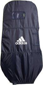アディダス adidas ゴルフ トラベルカバー(カレッジネイビー×ホワイト/72x140cm・8.5〜9.5インチ対応) GUV86