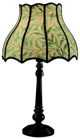 クラシカ CLASICA インテリア テーブルランプ(ウィロボウ) William Morris lamps ADS-001wil [電球 /電球色]