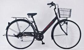 サイモト自転車 SAIMOTO 26型 自転車 ダカラットベース(マットブラック/外装6段変速) FV_B266BA_LBD_B【2020年モデル】【組立商品につき返品不可】 【代金引換配送不可】