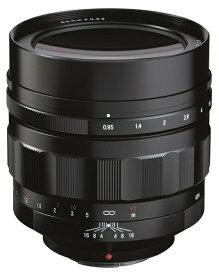 フォクトレンダー Voigtlander カメラレンズ NOKTON 60mm F0.95 [マイクロフォーサーズ /単焦点レンズ]