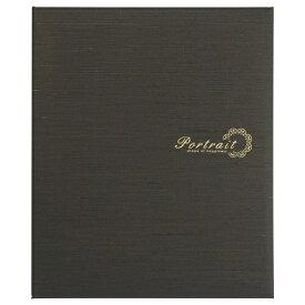 ハクバ HAKUBA 高級台紙 No.890 6切 2面(タテ・タテ) ブラウン M890-2-BR [タテ /六切サイズ /2面]