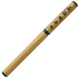 あかしや 天然竹筆ペン パンダ/桐箱 AK3200MK-58