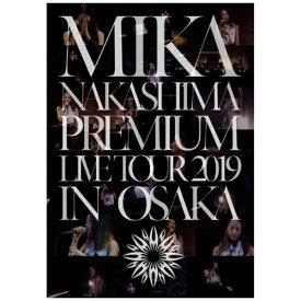 ソニーミュージックマーケティング 中島美嘉/ MIKA NAKASHIMA PREMIUM LIVE TOUR 2019 IN OSAKA 完全生産限定盤【ブルーレイ】