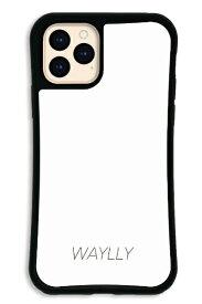 ケースオクロック caseoclock iPhone11Pro WAYLLY-MK セット ドレッサー スモールロゴ ホワイト WAYLLY mksl-set-pro-wht
