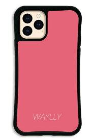 ケースオクロック caseoclock iPhone11Pro WAYLLY-MK セット ドレッサー スモールロゴ ピーチピンク WAYLLY mksl-set-pro-ppk