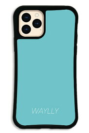 ケースオクロック caseoclock iPhone11Pro WAYLLY-MK セット ドレッサー スモールロゴ ミントブルー WAYLLY mksl-set-pro-mbl
