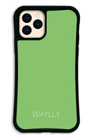 ケースオクロック caseoclock iPhone11Pro WAYLLY-MK セット ドレッサー スモールロゴ グリーン WAYLLY mksl-set-pro-gre