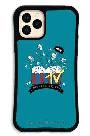 ケースオクロック caseoclock iPhone11Pro WAYLLY-MK × MTV × ハローキティ セット ドレッサー ファンポップ ブルー WAYLLY mkmtvk-set-pro-fbl