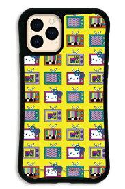 ケースオクロック caseoclock iPhone11Pro WAYLLY-MK × MTV × ハローキティ セット ドレッサー 80s イエロー WAYLLY mkmtvk-set-pro-80ye