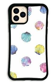 ケースオクロック caseoclock iPhone11Pro WAYLLY-MK ×NiCORON 【セット】 ドレッサー シェル ホワイト WAYLLY mkncr-set-pro-wht