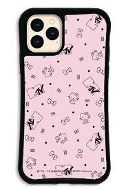 ケースオクロック caseoclock iPhone11Pro WAYLLY-MK × MTV × ハローキティ セット ドレッサー カワイイポップ パターン WAYLLY mkmtvk-set-pro-kpt