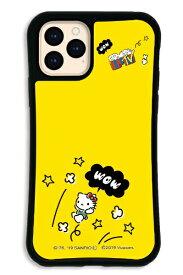 ケースオクロック caseoclock iPhone11Pro WAYLLY-MK × MTV × ハローキティ セット ドレッサー ファンポップ イエロー WAYLLY mkmtvk-set-pro-fye