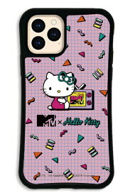 ケースオクロック caseoclock iPhone11Pro WAYLLY-MK × MTV × ハローキティ セット ドレッサー 80s ピンク WAYLLY mkmtvk-set-pro-80pk