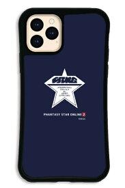 ケースオクロック iPhone11Pro WAYLLY-MK × PSO2 【セット】 ドレッサー ロゴ WAYLLY mkps-set-pro-lg