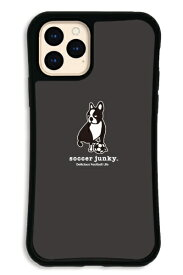 ケースオクロック caseoclock iPhone11Pro WAYLLY-MK × サッカージャンキー/パンディアーニ 【セット】 ドレッサー ブラック WAYLLY mksjp-set-pro-blk