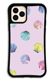 ケースオクロック caseoclock iPhone11Pro WAYLLY-MK ×NiCORON 【セット】 ドレッサー シェル ピンク WAYLLY mkncr-set-pro-pnk