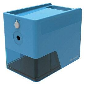 ナカバヤシ Nakabayashi 電動鉛筆削りスリムトレータイプ/ブルー DPS601KB