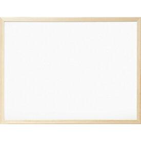 ナカバヤシ Nakabayashi ウッドホワイトボード 620×470 WBME6247