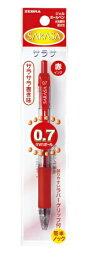 ゼブラ ZEBRA サラサ07 赤 1本入M P-JJB3-R