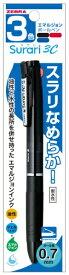 ゼブラ ZEBRA スラリ3C 07 N 黒 1本入M P-B3A11-BK
