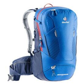 ドイター Deuter バックパック マウンテンバイクツアー用 TRANS ALPINE 24(24L/ lapis-navy (blue))3205020-1316