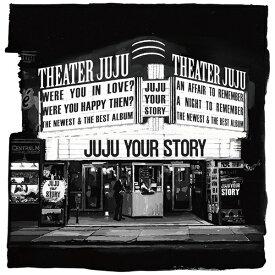 ソニーミュージックマーケティング JUJU/ YOUR STORY 初回生産限定盤【CD】