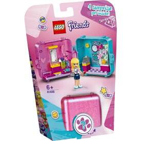 レゴジャパン LEGO 41406 フレンズ キュービーズ - ステファニーの雑貨屋さん