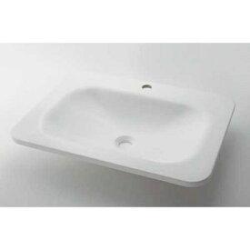 カクダイ KAKUDAI カクダイ MR-493220W 角型洗面器ホワイト