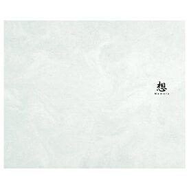 ハクバ HAKUBA 葬儀台紙 No.115 6切サイズ 1面(ヨコ) 青 M115A-6Y [ヨコ /六切サイズ /1面]