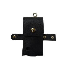 ガレリア GALLERIA Softbankキッズ携帯2 牛革ケース ブラック