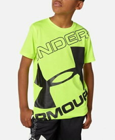 アンダーアーマー UNDER ARMOUR YMDサイズ ボーイズ トレーニングTシャツ UAテック ブランド ロゴ ショートスリーブ(X-レイ×ブルーインク) 1353546